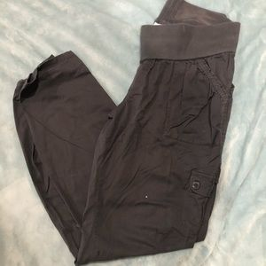 LIZ LANGE MATERNITY PANTS SIZE 4 GREAT CONDITION